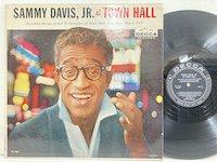 Sammy Davis Jr / at Town Hall