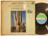 Jimmy Giuffre / Western Suite