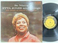 Etta Jones / So Warm