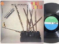 Milt Jackson / Bags & Flutes
