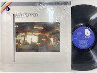 Art Pepper / Omega Alpha