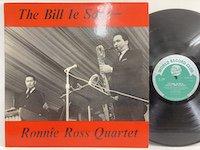 Bill Le Sage Ronnie Ross / Quartet t346