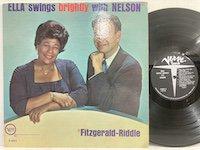 Ella Fitzgerald / Ella Swings Brightly with Nelson