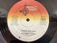 Fat Larry's Band / Lookin' For Love