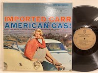 Carol Carr / Imported Carr American Gas