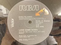 Evelyn King / Love Come Down