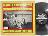 Curtis Amy Paul Bryant / the Blues Message