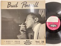Bud Powell / the Trio Ld.625-30