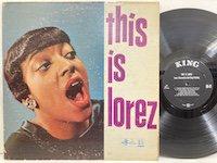 Lorez Alexandria / This is Lorez