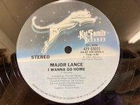 Major Lance / I Wanna Go Home