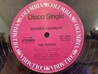 Rodney Franklin / the Groove