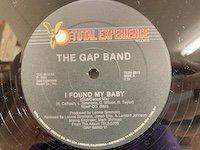 Gap Band / I Found My Baby