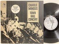 Charles Mingus / Town Hall Concert