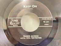 Sharon Jackson / Keep On
