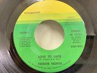 Freddie North / Cuss the Wind