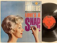 Gayle Andrews / Love's A Snap