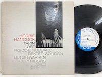 Herbie Hancock / Takin' Off