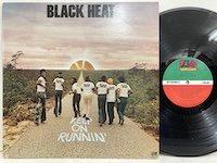 Black Heat / Keep on Runnin