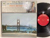 Tony Bennett / I Left My Heart in San Francisco
