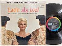 Peggy Lee / Latin Ala Lee