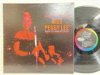 Peggy Lee / Basin Street East