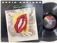 David Axelrod / Strange Ladies