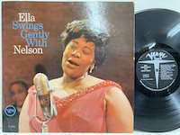 Ella Fitzgerald / Swings Gently with Nelson Riddle