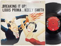 Keely Smith Louis Prima / Breaking It Up