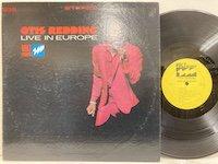 Otis Redding / live in Europe