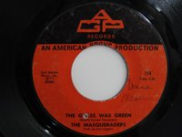 <b>the Masqueraders / the Grass was Green</b>