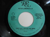 <b>Peter Lemongello / Born to Be in Love With You</b>