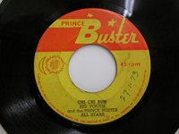 <b>Big Youth & Prince Buster / Chi Chi Run - Drum & Bass ver</b>