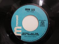 <b>Micky and the Soul Generation / Iron Leg - Chocolate</b>