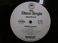 <b>Heatwave / Boogie Nights - Too Hot to Handle</b>