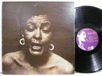 <b>Billie Holiday ビリーホリデイ / the Lady Live Esp3002</b>