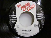<b>Tim McQueen / Mighty Gents - Please Don't Talk Your Lovin' From Me</b>