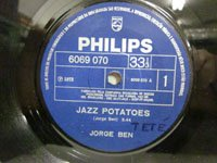 <b>Jorge Ben / Jazz Potatoes - Hino do Flamengo</b>
