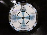 <b>Diana Ross / My Old Piano - Where Did We Go Wrong</b>