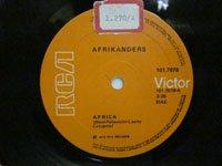 <b>Afrikanders / Africa - Tamba</b>