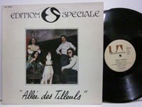 <b>Edition Speciale / Allee des Tilleuls</b>
