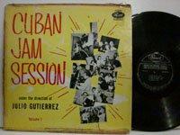 <b>Julio Gutierrez フリオグティエーレス Cuban Jam Session volume1</b>