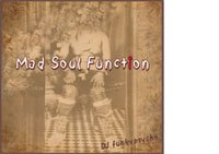 <b>Funkypsycho / Mad Soul Function【Mix Cd/新品】</b>
