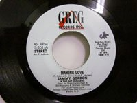 <b>Sammy Gordon / Making Love - disco mix</b>