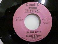 <b>Reggie & Percy Thomas / Spring Fever - You for Me</b>