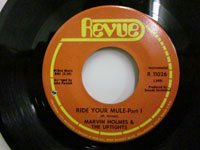 <b>Marvin Holmes / Ride Your Mule - part2</b>
