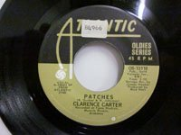 <b>Clarence Carter / Patches - Too Weak To Fight</b>