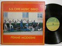 <b>SS One Music band / Femme Moderne</b>