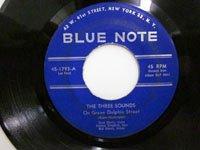<b>Three Sounds スリーサウンズ Green Dolphin Street - Love For Sale 45-1793</b>
