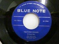 <b>Three Sounds スリーサウンズ O Sole Mio - Blue Bells 45-1725</b>