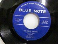 <b>Three Sounds スリーサウンズ Tracy's Blue - Don't Blame Me 45-1756</b>